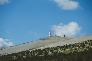 2016 Tour de France, Mayhem on Mont Ventoux: Ventoux summit