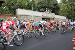 Cyclists at Uci Road World Championships
