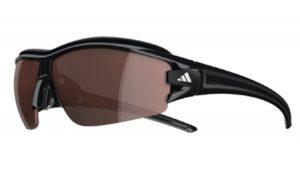 Adidas Evil Eye Halfrim Pro S Sportbril Mat ZwartGrijs