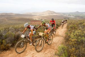 Absa Cape Epic 2015 Stage 4 Worcester