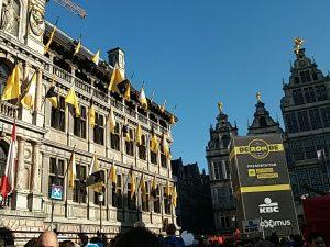 Ronde van Vlaanderen in Antwerpen