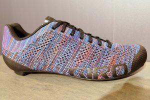 Giro Empire E70 Knit Raceschoenen Grijs Multi Heren