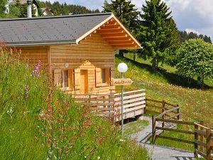 Vakantiehuis Komfort Aclas Maiensäss Resort