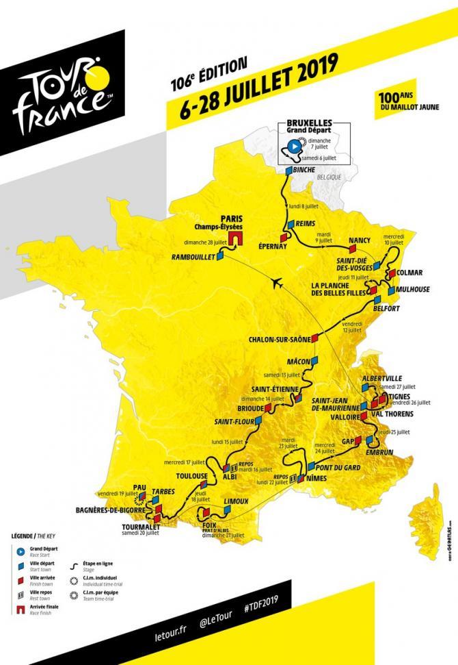 Tour2019-parcours