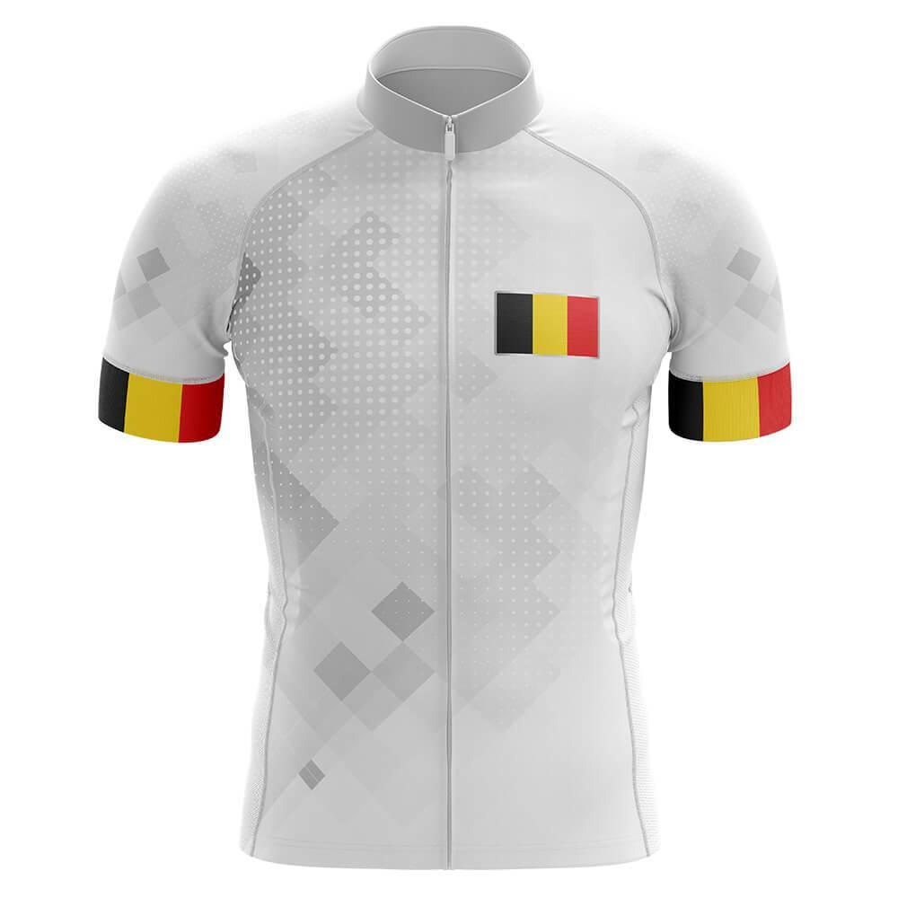 Belgisch fietsshirt heren