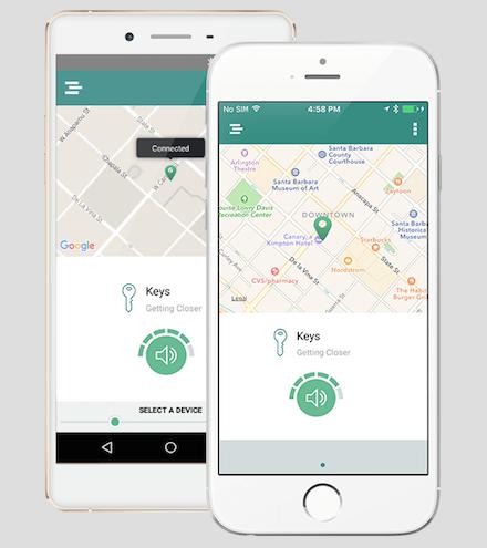 trackr-app-keys