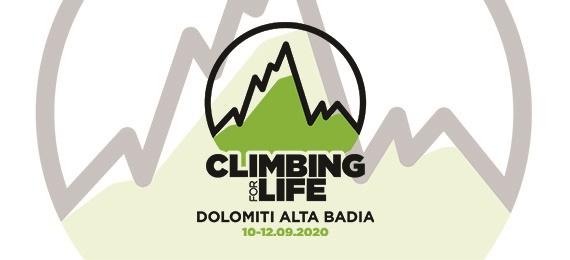 Climbing for life Dolomiti