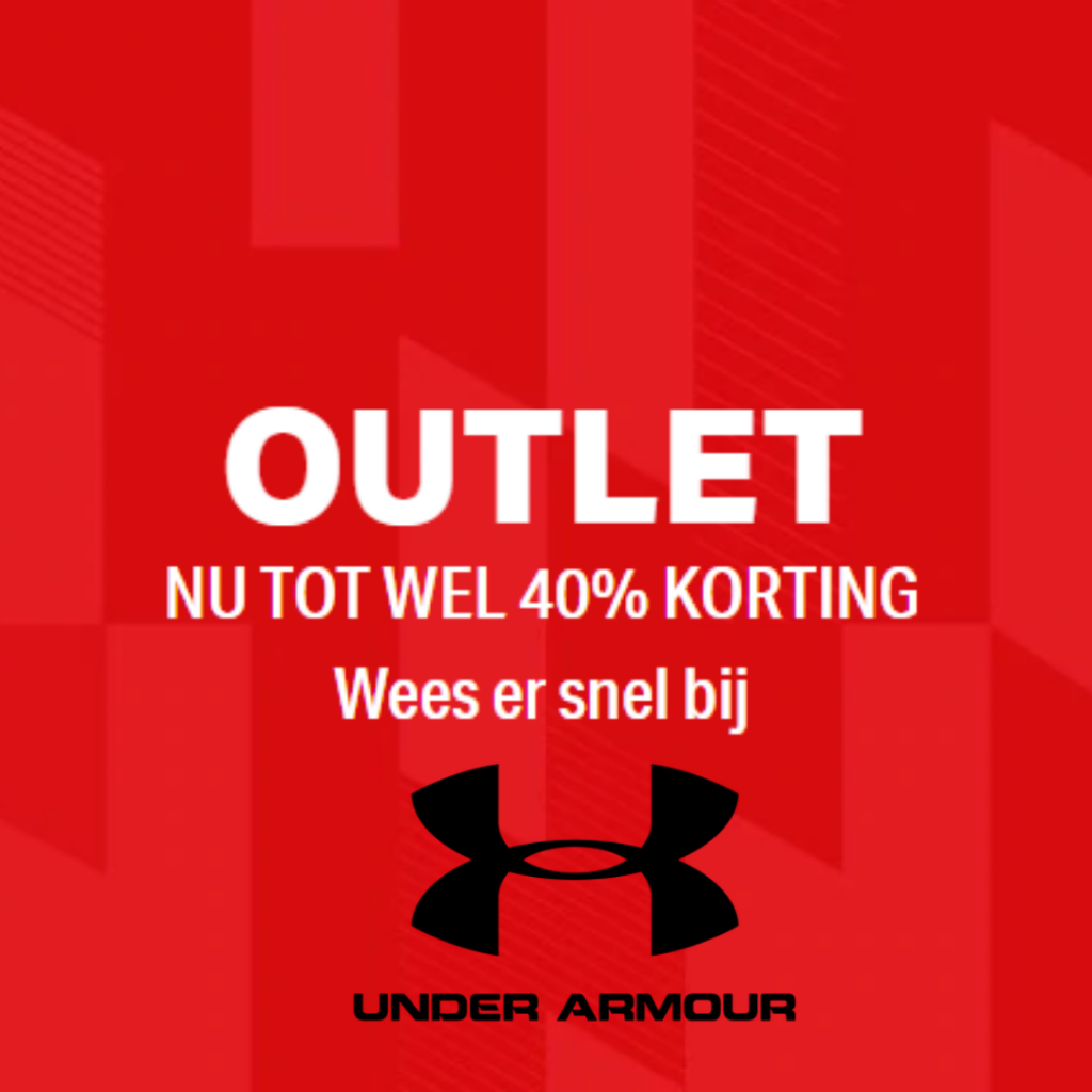 Outlet UnderArmour