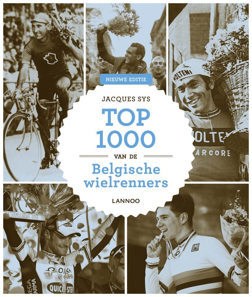 Top 1000 van de Belgische wielrenners