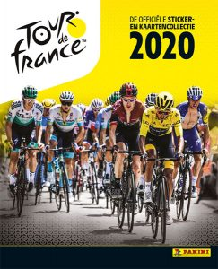 Panini Tour de France stickerboek