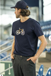 Vive le Velo T-Shirt T-Bike