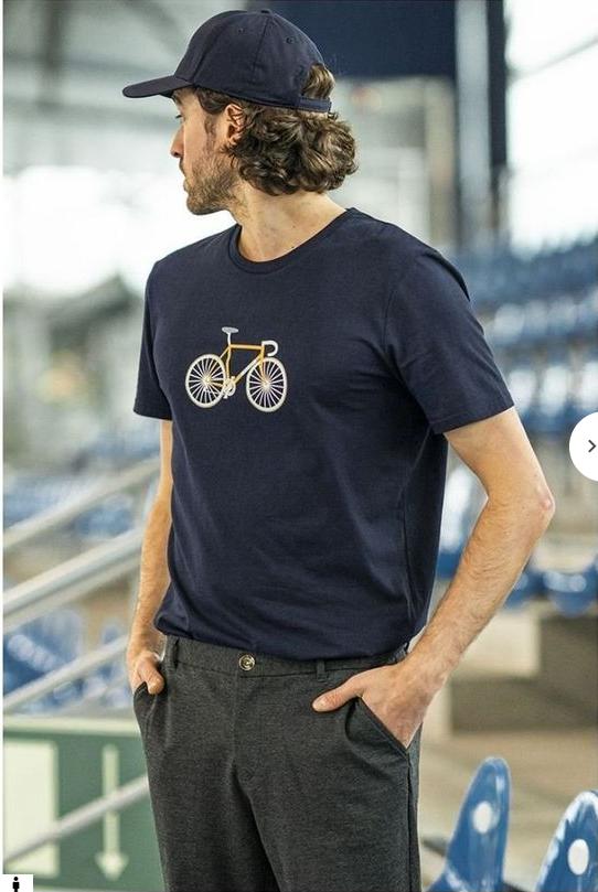 Vive le Velo T-Shirt T-Bike