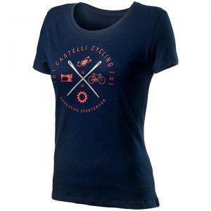Castelli Dames t-shirt