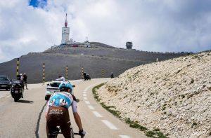 Dénivellé Challenge Mont Ventoux