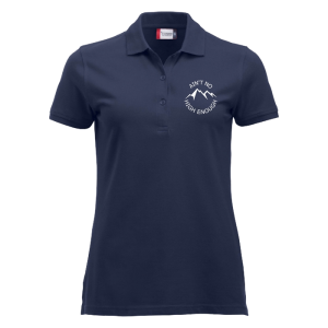 Polo Dames_Dark Navy_fida