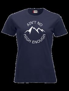 t-shirt dames_fida_dark navy_trans